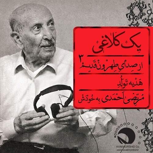 یک کلاغی - مرتضی احمدی