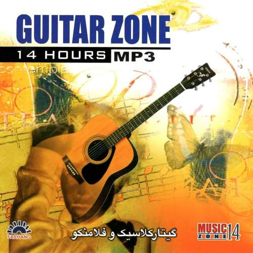 Guitar Zone - Paco