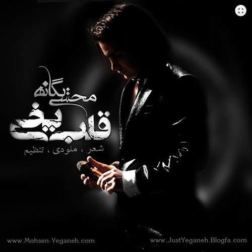 قلب یخی - محسن یگانه