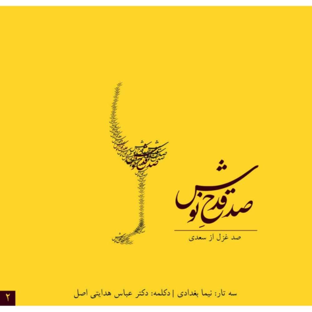 صد قدح نوش (لوح دوم) - نیما بغدادی و عباس هدایتی اصل