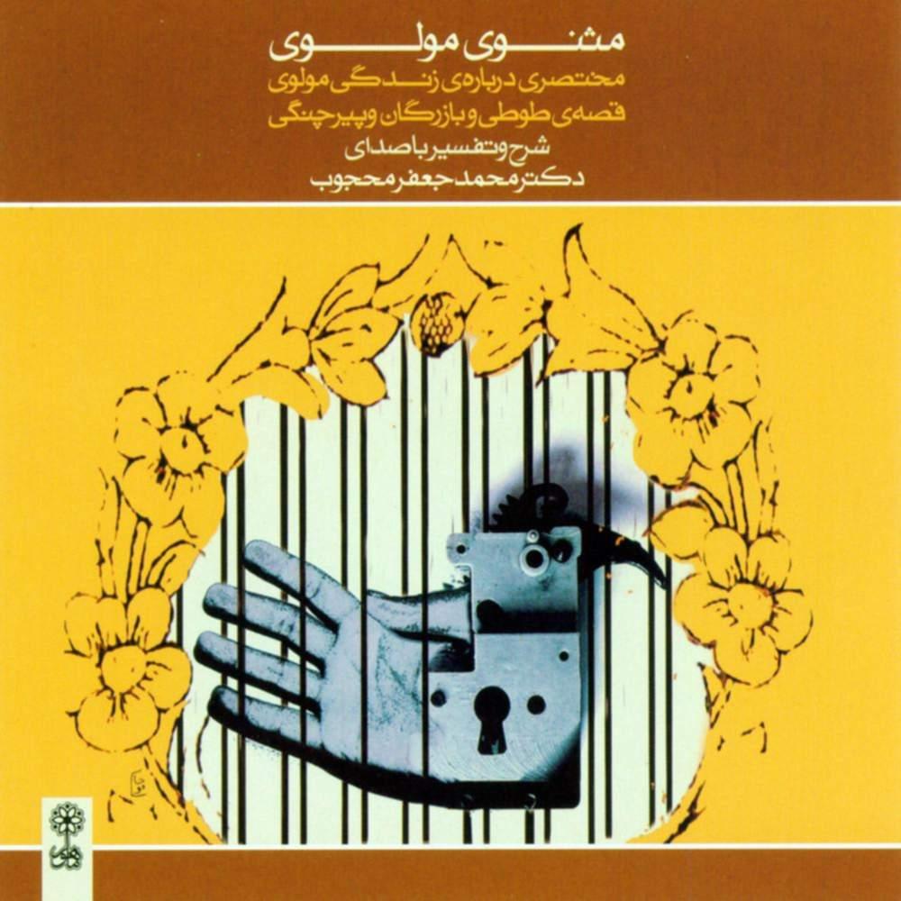 مثنوی مولوی - محمد جعفر محجوب