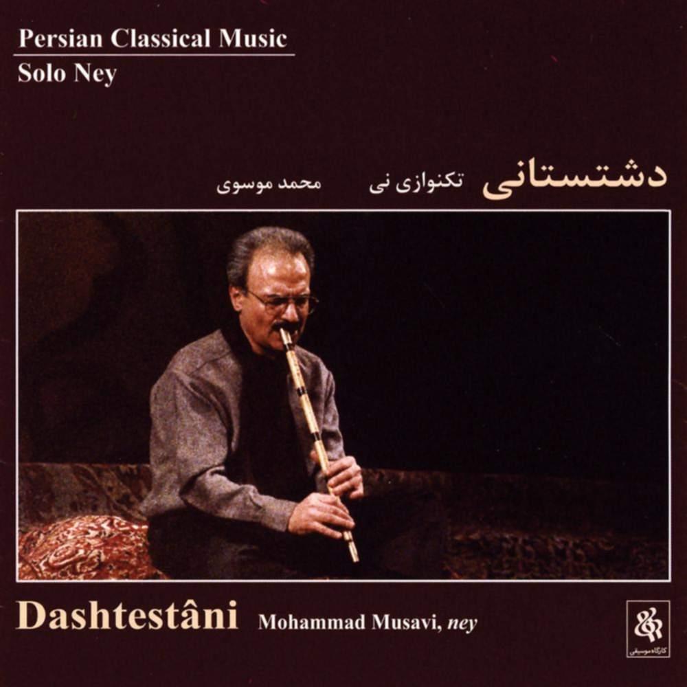 دشتستانی (تکنوازی نی) - محمد موسوی