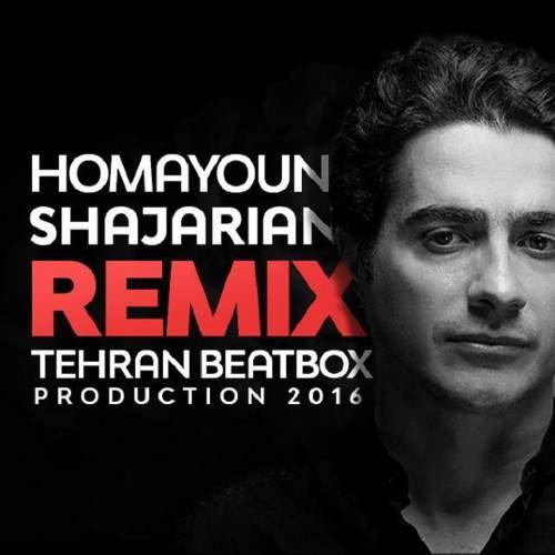 درون آینه (Tehran Beatbox Remix) - همایون شجریان