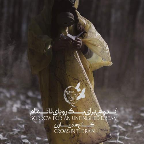 اندوهی برای یک رویای ناتمام - کلاغ ها در باران
