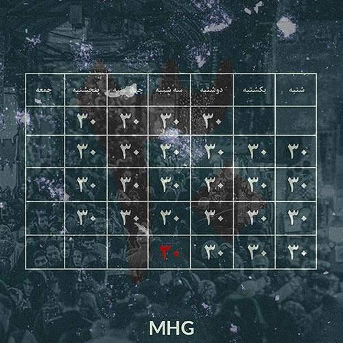 ۳۰ - MHG
