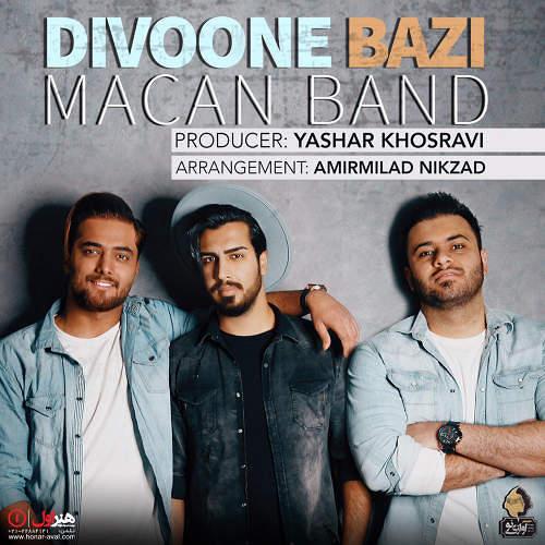 Divoone Bazi - macan band