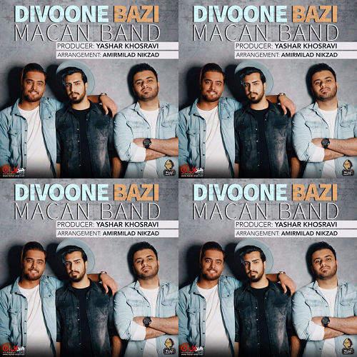 Makan Band - divooneh Bazi