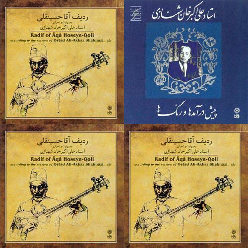 علی اکبر خان شهنازی